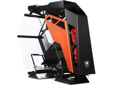 COUGAR Conquer Alloy ATX Mid Tower Aluminum Frame Tempered Glass Gaming Case