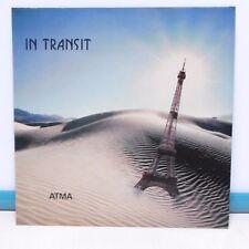 """33 tours 33T ATMA Disque Vinyl LP 12"""" IN TRANSIT Tour Eiffel GOPAL 111 F Rèduit"""
