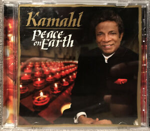 KAMAHL Peace On Earth CHRISTMAS CD 2012 ABC MUSIC *Disc Mint* FAST FREE POST