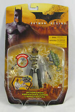 Batman Begins Movie Scarecrow Mattel 4.5 inch Action Figure NIP 4+ S30-1