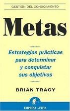 Metas Spanish Edition