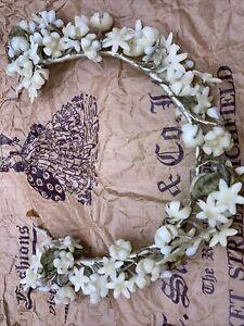 Vintage Wedding Dresses  Headbands Veils