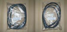 Weatherstrip Door Rubber Complete Set fits 84-86 Nissan KB11 Sentra Coupe 2D