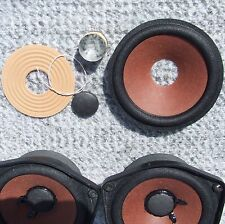 Bose 802, Bose 901, 1 unités recone Kit en parts, colle-Glue, Aftermarket