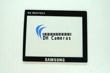 New LCD Screen Display Window Glass for SAMSUNG L100 L110 L200 L210 PL50 SL202