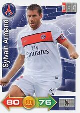 SYLVAIN ARMAND # PARIS.SG PSG CARD PANINI ADRENALYN 2012