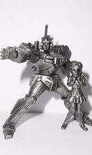 Transformers pvc METALHAWK Minerva minelba heroes of cybertron PEWTER complete