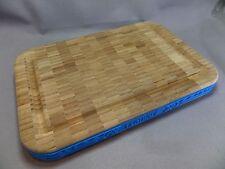 LAGUIOLE la tabla de cortar - Bambú con silicona azul - NUEVO Y EMB. orig. -