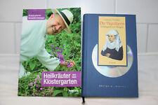 Heilkräuter aus dem Klostergarten + Die Mystikerin Hildegard von Bingen mit CD