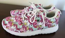 Size 7.5 M UNICORN White Sneakers Womens Shoes