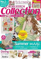 Cross Stitch Collection Magazine Summer  2015 Issue 250  (new)
