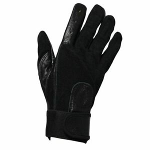 Mens Genuine NY LEATHER  Gloves Comfortable touch ONE SIZE FITS MOST.