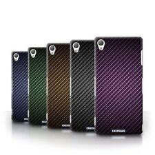 Housses et coques anti-chocs violets Sony Xperia Z3 pour téléphone mobile et assistant personnel (PDA)