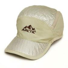 Arctic Hat Tan Adjustable Evaporative Cooling Cap With UV Protection