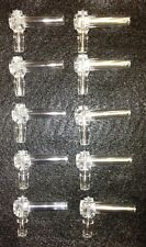 """10 Maple Syrup Clear Plastic 5/16"""" Tubing Spout Taps Spiles"""