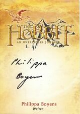The Hobbit An Unexpected Journey Autograph CA2 Philippa Boyens