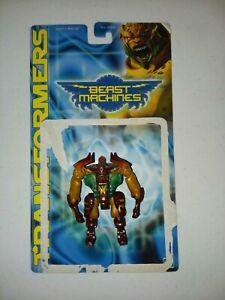 Longhorn Transformers Beast Machines Loose 2000 Hasbro