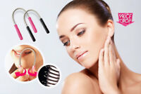 New GOHO Spring Tweezer Epilator Facial Hair Remover Threading Coil Tool Epicare