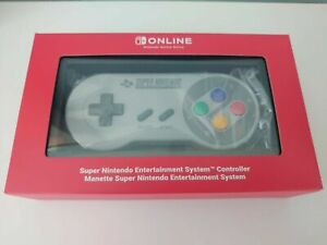 Official Nintendo Switch Online Wireless SNES Controller *SAME DAY DISPATCH*
