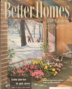 Better Homes & Garden--Jan. 1954-----88