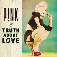 P!nk - The Truth About Love  - New Mint Green Double Vinyl LP