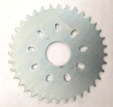 80cc engine motor bike parts - 36 teeth Flat sprocket only ( no mount)