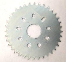 80cc engine motor bike parts - 36 teeth FLAT sprocket only ( no mount)