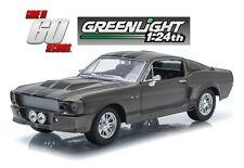 GREENLIGHT 1:24 W/B GONE IN 60 SECONDS ELEANOR 1967 CUSTOM MUSTANG Diecast Car