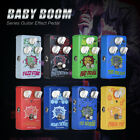 BIYANG FZ-10 BABY BOOM 3 Modes Fuzz Guitar Effect Pedal True Bypass Metal P6P4 for sale