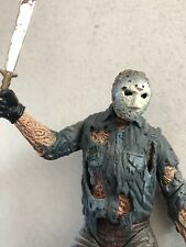 FRIDAY THE 13TH JASON MOVIE MANIACS ACTION FIGURE