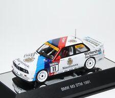 BMW M3 Sport Evolution E30 - DTM 1991 no. #11 Bigazzi Soper - AUTOart 69146 1:43