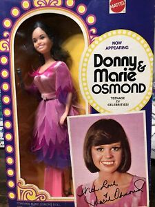 Vintage Marie Osmond Barbie Doll 1976 Mattel - NRFB box Original 1970s W21