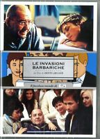 DVD FILM Le Invasioni Barbariche