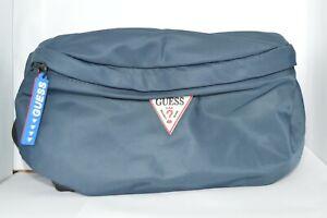 GUESS New Waist/Belt/Fanny/Pouch Bag - Blue