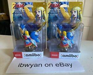 The Legend of Zelda: Skyward Sword HD amiibo Figure - Zelda & Loftwing