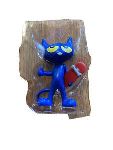 PETE THE CAT FIGURE Skateboard Free Shipping