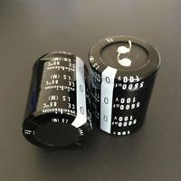 3pcs 5600uF 100V Japan Nichicon LS 35x45mm 100V5600uF Snap-in Capacitor