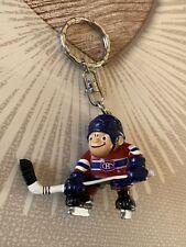 Porte Clé Joueur Hockey Sur Glace Montréal NHL Canadien Canada 🇨🇦
