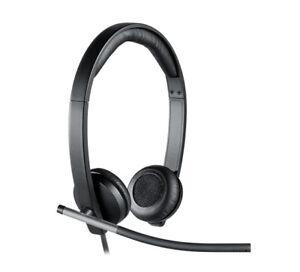 Logitech H650e Stereo for Business (981-000519), 5099206041196