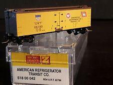 Micro-Trains Line 51800042 Z ART American Refrigerator Transit 40' Wood Reefer