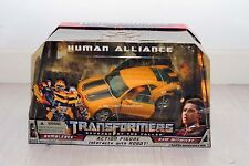 Transformers Movie 2 ROTF Human Alliance HA Bumblebee and Sam Witwicky MISB !!!!