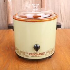 VINTAGE RIVAL CROCK-POT SLOW COOKER , MODEL# 3100/2