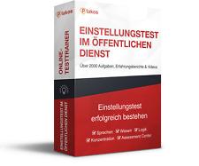 Öffentlicher Dienst Einstellungstest / Eignungstest online üben