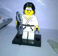Lego Mini Figure Martial Arts Boy with Nunchuk (Series 20  71027)