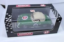 NINCO CLASSIC 50126 PORSCHE 356A SPEEDSTER SOFT TOP RARE & MINT CONDITION 1/32