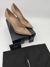 Woman's YSL Patent leather Heels Size 41 Made In Italy