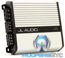 JL AUDIO JX400/4D 4-CHANNEL 400W RMS COMPONENT SPEAKERS TWEETERS AMPLIFIER NEW