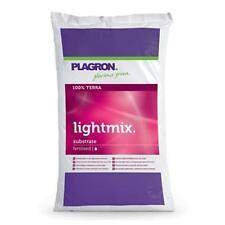 PLAGRON LIGHTMIX LIGHT MIX 25L SUBSTRATO TERRICCIO MEDIUM FERTILIZZATO