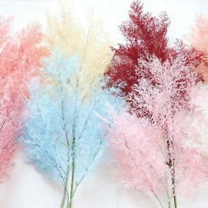 Artificial Fog Flower Silk Fake Flowers Home Living Room Wedding  Simulation