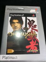 Onimusha:Warlords ps2 neuf version fr